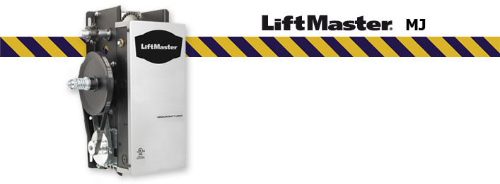 Liftmaster Mj Safe Way Door